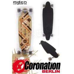 MDCN Longboard Cruiser Makani 96cm Komplettboard