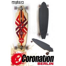 MDCN Longboard Cruiser Ahi 96cm Komplettboard