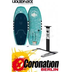 Liquid Force GALAXY 2020 + Nobile ZEN CARBON SURF Foilset