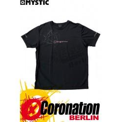 Mystic FORCE Wetshirt S/S Black