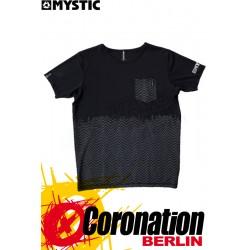 Mystic VOLTAGE Wetshirt S/S Black