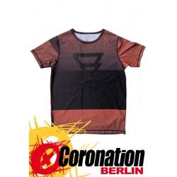 Brunotti DIZEL Wetshirt S/S Dark Red