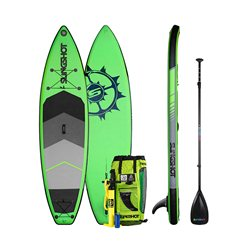 Slingshot SUP Crossbreed Airtech V3 – 11' Package Green