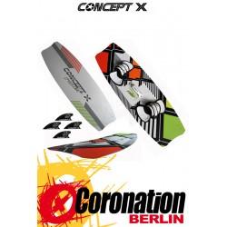 Concept-X RULER 2 Kiteboard