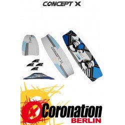 Concept-X RUSH 3D Pro LTD Kiteboard