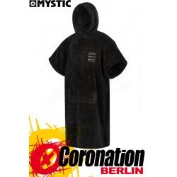Mystic TEDDY PONCHO 2021 black