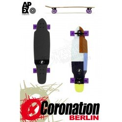Apex  Broadway Maple Longboard komplett