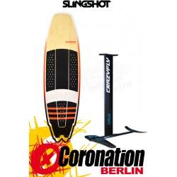 Slingshot CONVERTER 5'4'' 2020 + RRD H-FLIGHT Foilset