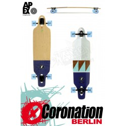 Apex Esplanade MK2 Bamboo Longboard complète