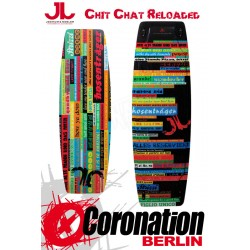 JN Chit Chat Reloaded CARBON  Kiteboard