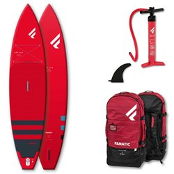 Fanatic RAY AIR 2021 SUP Board 12'6'' RED