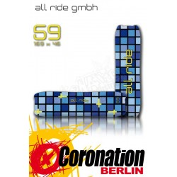 AllRide Kiteboard Fifty-Nine 59 Leichtwind-Board