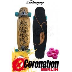 Loaded Poke 86cm Surfskate
