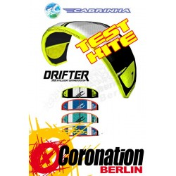 Cabrinha Drifter 2012 TEST Kite 7.0 m²