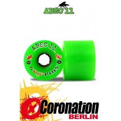 ABEC11 REFLEX ZIGZAGS 86A Orange