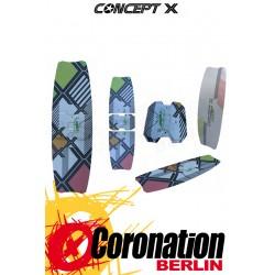 Concept-X RULER 2 Split Kiteboard