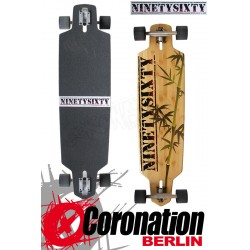 Ninetysixty BooBam Allround Longboard 100cm complète