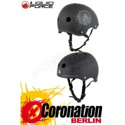 Liquid Force Helm Core grau