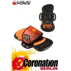 Liquid Force Comp Kiteboard Bindung straps/pad 2013