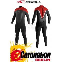 O'Neill Gooru GBS 5/3mm Full combinaison neoprène Red