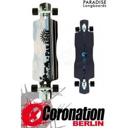 Paradise Longboard Black Ocean complèteboard
