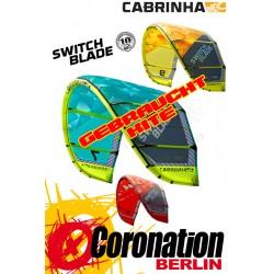 Cabrinha Switchblade 2015 Gebraucht Kite 8m²