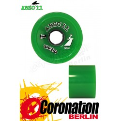 ABEC11 wheels Classic BigZig 75mm 78a
