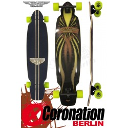 Gravity Longboard Komplett Mini Kick 40""