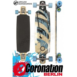 Airflow Longboard Komplett Fast and Furious 96cm