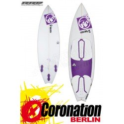 RRD Frustona K-Pro Surf Kiteboard 2013