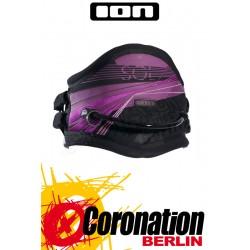 ION Sol 2013 Kite Waist Harness Women Trapez Black