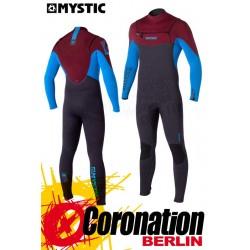 Mystic Star Neoprenanzug 5/4 D/L Fullsuit Double Frontzip