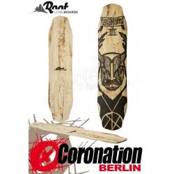 Root Longboard Deck Satyr Freestyle Carving Deck 100cm