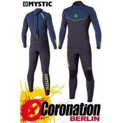 Mystic Voltage Neoprenanzug 5/4 Fullsuit D/L Backzip