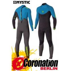 Mystic Crossfire 5/3 Fullsuit Neoprenanzug Backzip
