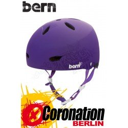 Bern Frauen Kite-Helm Brighton H2O - Purple