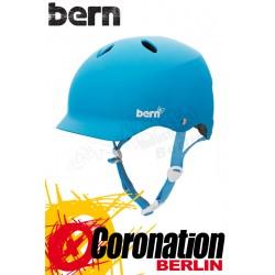 Bern woman Kite-Helm Lenox H20 - Cyan