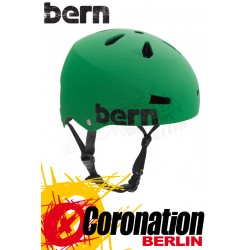 Bern Kite-Helm Macon H2O - Kelly Green