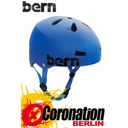Bern Kite-Helm Macon H2O - Cobalt Blue