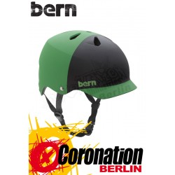 Bern Kite-Helm Watts H2O - Neon Green 2Tone