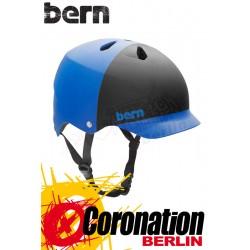 Bern Kite-Helm Watts H2O - Blue-2Tone