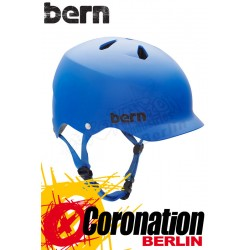 Bern Kite-Helm Watts H2O - Cobalt Blue
