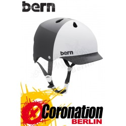 Bern Kite-Helm Watts H2O - White 2-Tone