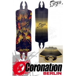 Rayne Baby Killer Longboard Deck Drop-Thru 89,5cm