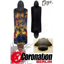 Rayne Baby Killer Longboard Deck Top-Mount 90cm