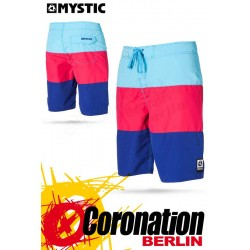 Mystic Drip 5 Boardshort Flash Blue