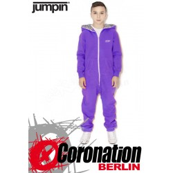 Jumpin Kids Original Overall sweat Jogginganzug Purple