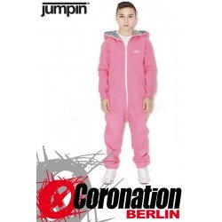 Jumpin Kids Original Overall sweat Jogginganzug Pink