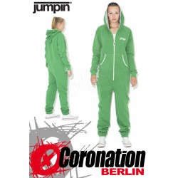 Jumpin Active Overall sweat Jogginganzug green Grass