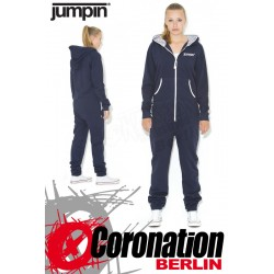 Jumpin Active Overall sweat Jogginganzug Navy